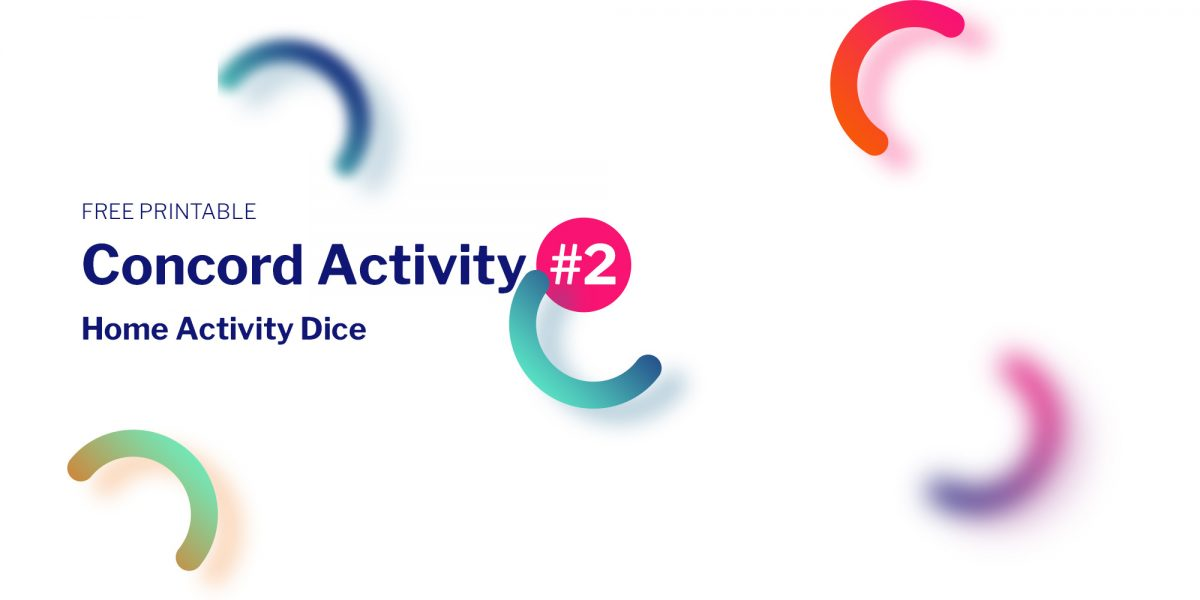Concord Activity #2: Activities Dice