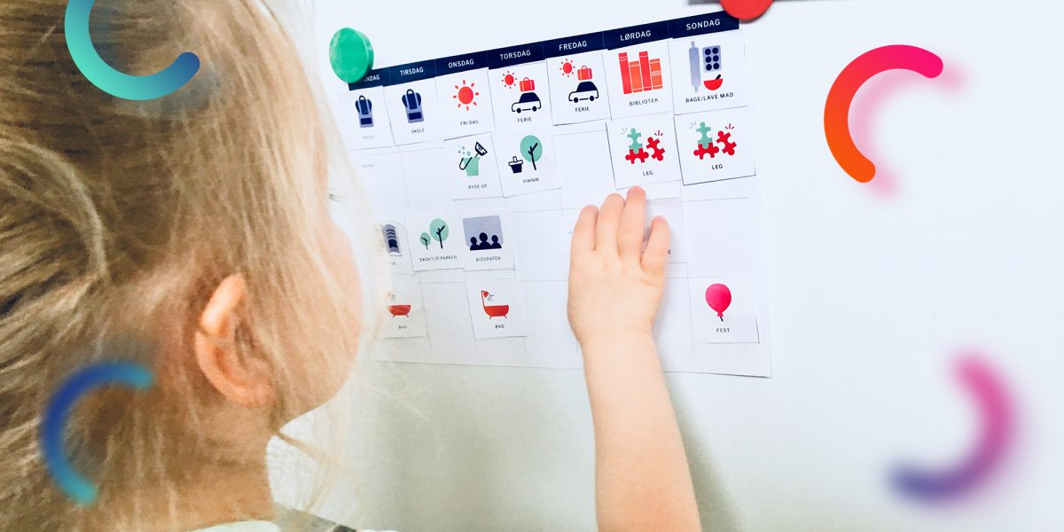 Concord-aktivitet #3: Lad os lave en plan (kalender til print)
